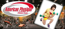 American Physique Fitness Clubs- Ridgewood