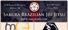 Sakura Brazilian Jiu jitsu - Dover