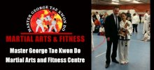 Master George Martial Arts Fitness & Kickboxing