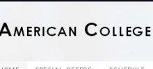 American College of Martial Arts