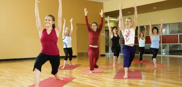 Yoga Studio in Fairfax, VA