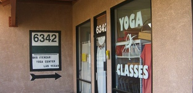 Yoga Studio in Las Vegas, NV