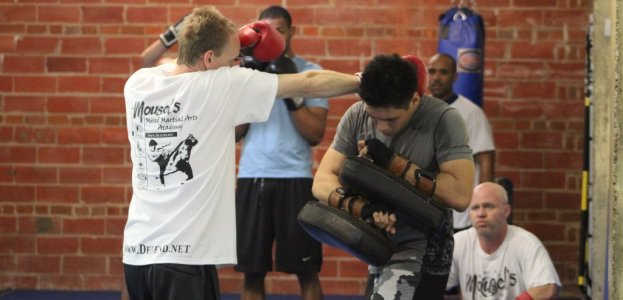 Martial Arts School in Houston, TX