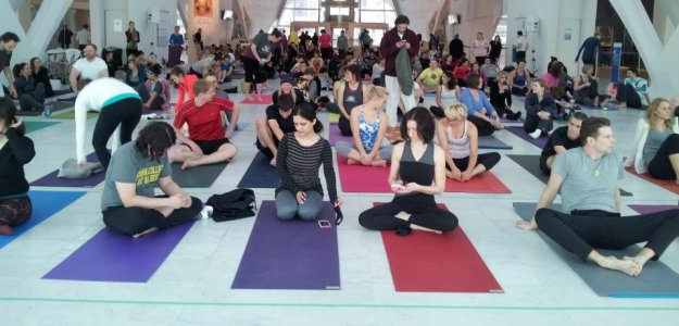 Yoga Studio in Milwaukee, WI