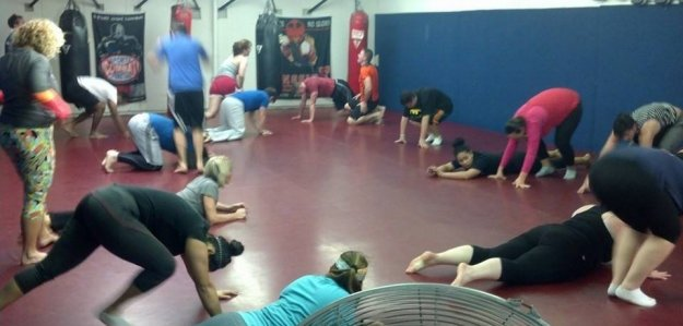 MMA Gym in Lincoln, NE