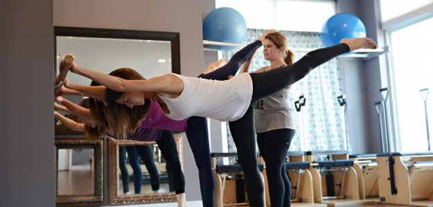 Pilates Studio in Mechanicsburg, PA