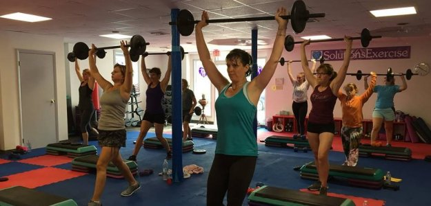 Fitness Studio in Furlong, PA
