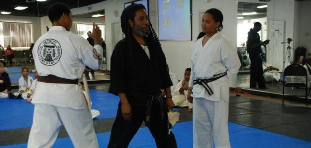Martial Arts School in Detroit, MI