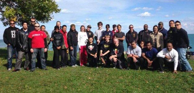 Martial Arts School in Evanston, IL