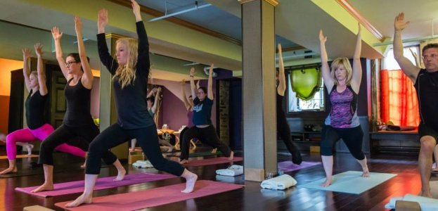 Yoga Studio in Halifax, NS