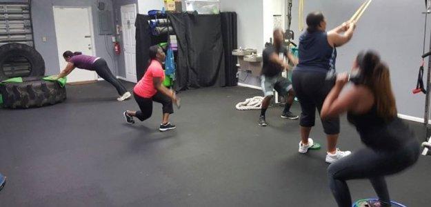 Fitness Studio in Sunrise, FL