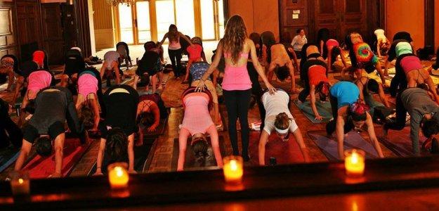 Yoga Studio in Royal Oak, MI