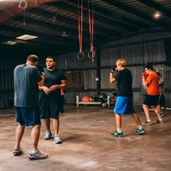 6-weeks Boxing Fundamentals