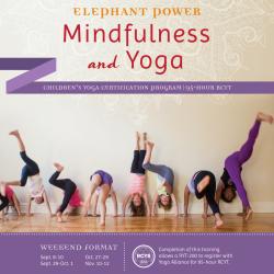 95-Hour Children's Yoga Teacher Training 2017