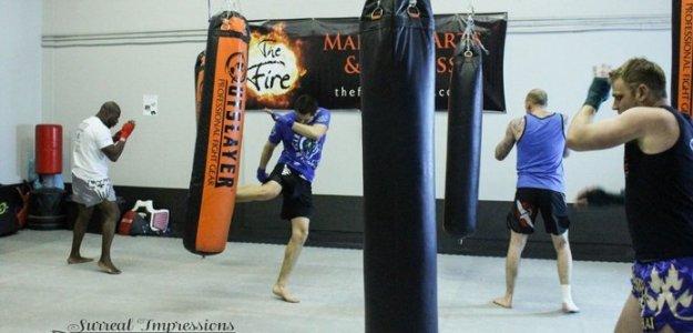 Martial Arts School in Edmonton, AB