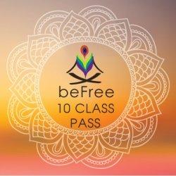 beFree Ten Class Pass