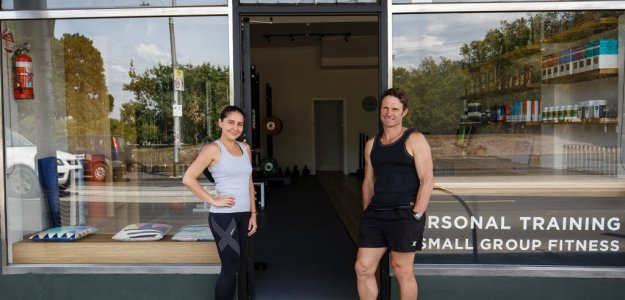Personal Training Studio in Fitzroy North,