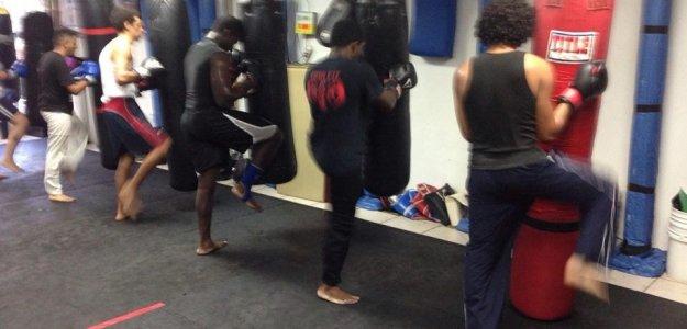 MMA Gym in Miami Beach, FL