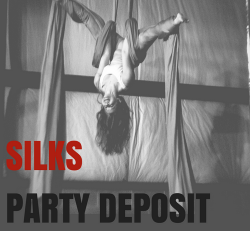 Silks Party Deposit