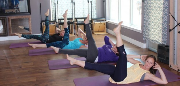 Pilates Studio in Harrisburg, PA