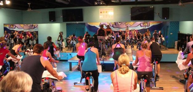 Spinning Studio in San Clemente, CA