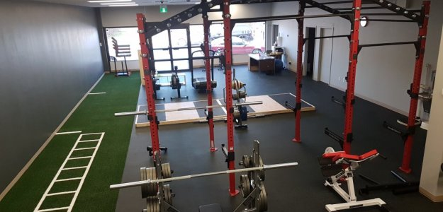 Gym in High River, AB