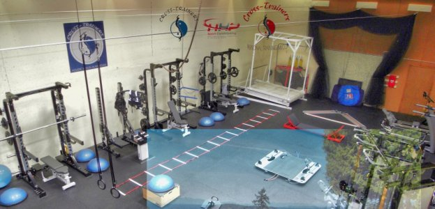 Personal Training Studio in Sechelt, BC