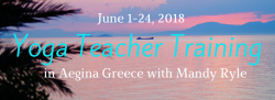200 Hour Yoga Teacher Training in Greece
