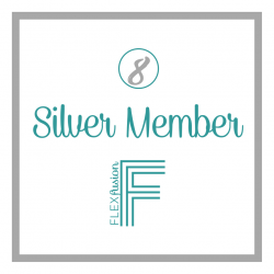 8 Class Silver Membership - 6 Month  (Billed Monthly)