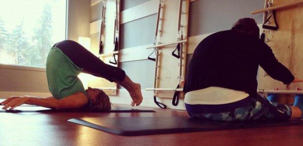 Pilates Studio in Cochrane, AB