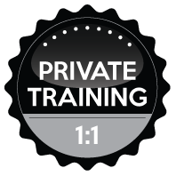 Single Private Training Session