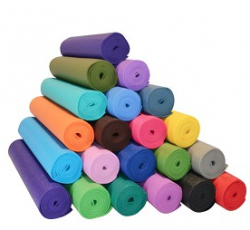 1/4'' Extra Thick Deluxe Yoga Mat