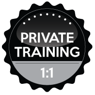 6 Private Training Sessions