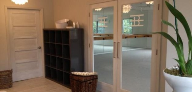 Barre Studio in Charleston, SC