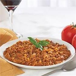 BRITG-BOLO-SPAG Bolog Spaghetti Protein Mix LTD