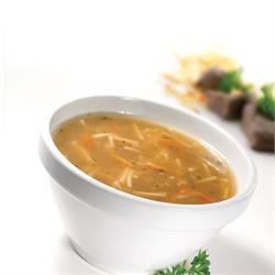 BRITG-BFVG-SOUP Beef Veggie Noodle Protein Soup