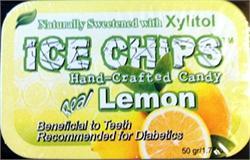 BRIC-LEMO-ICEC Lemon Ice Chips