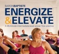 Baptiste DVD: Energize & Elevate