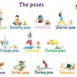 Kids Yoga - Drop In