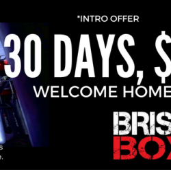 30 DAY PASS - NEW Members (DIRECT DEBIT ONLY)