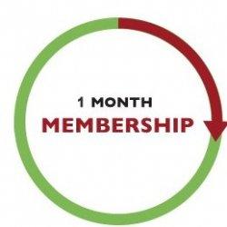 1 Month Term (No Auto)