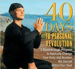 40 Days to Personal Revolution Paperback