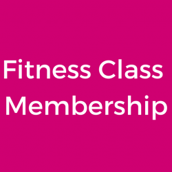 Fitness Membership: 6 Month/8 Classes