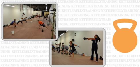 Kettlebell X Training