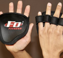 Grip Pads Black ONE SIZE FITS MOST