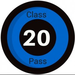 Pass - 20 Yoga Classes (6 Mths Exp)