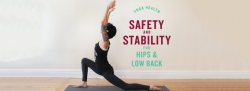 Safety & Stability: Hips and Low Back