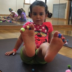 Young Yogis Summer Camp