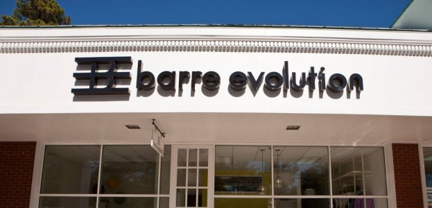 Barre Studio in Mount Pleasant, SC