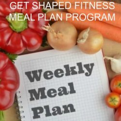 Meal Plan (1 month)